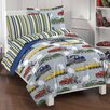Dream Factory Trains Bed Set