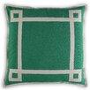 Vanderbloom Bayeux Linen/Cotton Throw Pillow