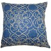 The Pillow Collection Pam Floral Throw Pillow