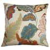 The Pillow Collection Delia Cotton Throw Pillow