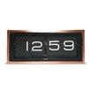 Leff Amsterdam Brick Wall / Desk Clock