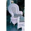 Spice Islands Wicker Country Arm Chair