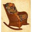 Spice Islands Wicker Kingston Reef Rocking Chair