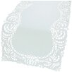 Xia Home Fashions Dainty Lace Table Runner