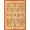Pasargad Savonnerie Traditional Lamb's Wool Area Rug