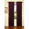 Home Fashions International Concentric Curtain Single Panel