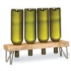 Foreside Home & Garden French Market Tabletop Wooden Wine Rack