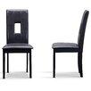Wholesale Interiors Baxton Studio Bellar Parsons Chair (Set of 2)