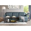 Wholesale Interiors Baxton Studio Staffordshire Right Hand Facing Sectional