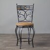 "Wholesale Interiors Veranda 24"" Bar Stool with Cushion (Set of 2)"