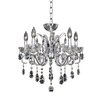 Allegri by Kalco Lighting Catalani 5 Light Crystal Chandelier