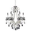 Allegri by Kalco Lighting Bedetti 6 Light Crystal Chandelier