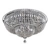 Allegri by Kalco Lighting Betti 16 Light Flush Mount