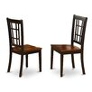 East West Furniture Nicoli Side Chair (Set of 2)