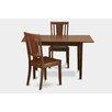 East West Furniture Norfolk 3 Piece Dining Set