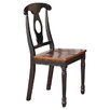 East West Furniture Kenley Side Chair (Set of 2)