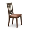 Wooden Importers Replacement Antique Side Chair Back (Set of 2)