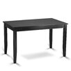Wooden Importers Buckland Counter Height Dining Table