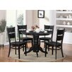 Wooden Importers Sherry 5 Piece Dining Set