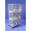 A&E Cage Co. Large Triple Bird Cage