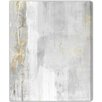 """Oliver Gal """"Abstract Elegance"""" by Artana Painting Print on Wrapped Canvas"""
