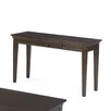 Progressive Furniture Inc. Console Table
