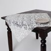 Saro Embroidered Table Topper