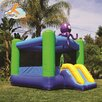 "JumpOrange Kiddo Octopus Jump ""N"" Slide Fun Bounce House"
