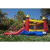 "JumpOrange Kiddo Jump ""N"" Water Slide Fun Bounce House"