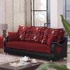 Beyan Signature Pittsburgh Sleeper Sofa