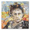 Trademark Fine Art That Guy's Gotta Stop by Ines Kouidis Graphic Art on Wrapped Canvas