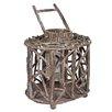 Entrada Wooden Lantern