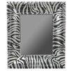 Entrada Zebra Accent Mirror