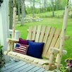 Lakeland Mills Porch Swing