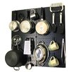 Wall Control Kitchen Organizer Pots & Pans Pegboard Pack