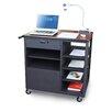 Marvel Office Furniture Vizion Presenter Mobile Presentation AV Cart