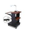 Marvel Office Furniture Vizion Benchmark Mobile Presentation AV Cart