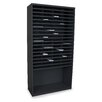 Marvel Office Furniture Mailroom Horizontal Sorter with 72 Pockets