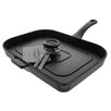Chasseur Chasseur 10-inch French Enameled Cast Iron Panini Press