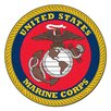 FANMATS US Armed Forces Marines Wall Hanging