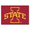 FANMATS Collegiate Iowa State Starter Area Rug