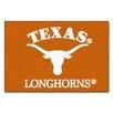 FANMATS Collegiate Texas Starter Area Rug
