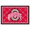 FANMATS Collegiate Ohio State Area Rug