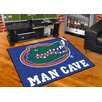FANMATS Collegiate University of Florida Man Cave All-Star Area Rug