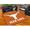 FANMATS Collegiate University of Texas Man Cave All-Star Area Rug