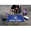 FANMATS Collegiate Duke University Man Cave Doormat