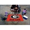 FANMATS Collegiate University of Georgia Man Cave Doormat