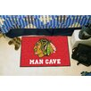 FANMATS NHL Red Area Rug