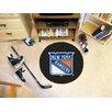 FANMATS NHL New York Rangers Hockey Puck Doormat