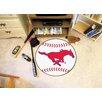 FANMATS NCAA SMU Baseball Doormat